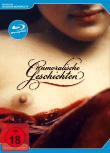 Unmoralische Geschichten (Blu-ray), Blu-ray Disc
