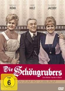 Die Schöngrubers (Die komplette Serie), 2 DVDs