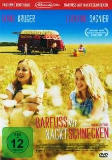 Barfuß auf Nacktschnecken, DVD
