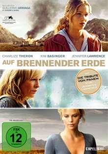 Auf brennender Erde, DVD