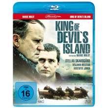 King of Devil's Island (Blu-ray), Blu-ray Disc