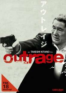 Outrage (2010), DVD