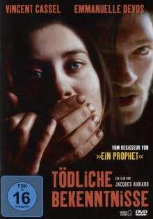 Tödliche Bekenntnisse, DVD