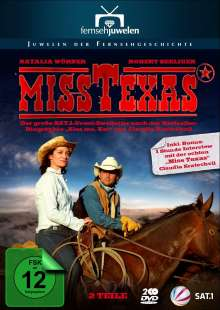 Miss Texas, 2 DVDs