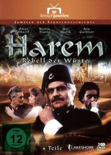 Harem - Rebell der Wüste, 2 DVDs