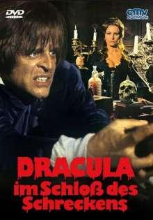 Dracula im Schloss des Schreckens, DVD