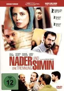 Nader und Simin - Eine Trennung, DVD