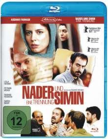 Nader und Simin - Eine Trennung (Blu-ray), Blu-ray Disc