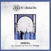 Nocte Obducta: Umbriel (Das Schweigen zwischen den Sternen), CD