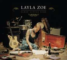 Layla Zoe: Sleep Little Girl, CD