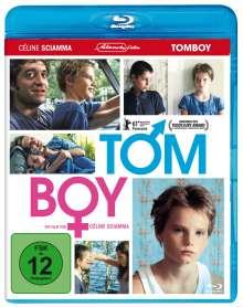 Tomboy (Blu-ray), Blu-ray Disc