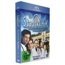 Die Stadtklinik - Die komplette 1. Staffel, 5 DVDs