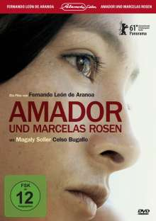 Amador und Marcelas Rosen, DVD