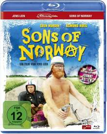 Sons of Norway, Blu-ray Disc