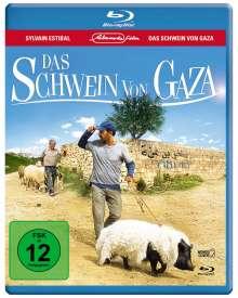 Das Schwein von Gaza (Blu-ray), Blu-ray Disc