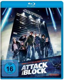 Attack The Block (Blu-ray), Blu-ray Disc