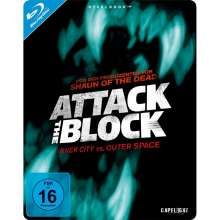 Attack The Block (Blu-ray im Steelbook)