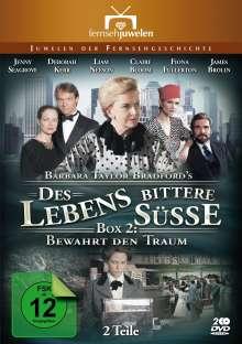 Des Lebens bittere Süße Box 2 - Bewahrt den Traum, 2 DVDs