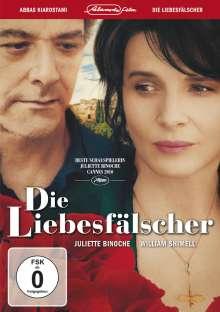 Die Liebesfälscher, DVD