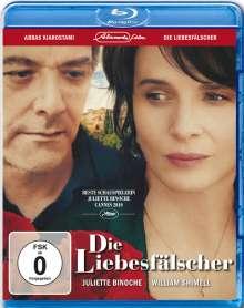 Die Liebesfälscher (Blu-ray), Blu-ray Disc