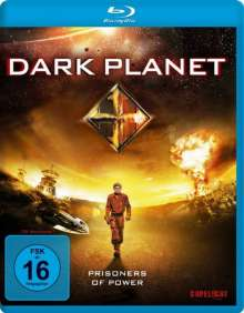 Dark Planet (Blu-ray), Blu-ray Disc