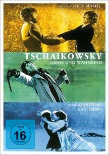 Tschaikowsky - Genie und Wahnsinn, DVD