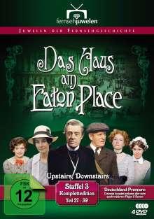 Das Haus am Eaton Place Staffel 3, 4 DVDs
