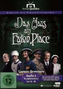 Das Haus am Eaton Place Staffel 4, 4 DVDs