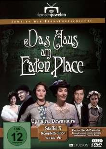 Das Haus am Eaton Place Staffel 5, 4 DVDs