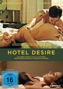 Hotel Desire, DVD