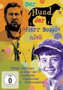 Der Hund, der Herr Bozzi hiess, DVD