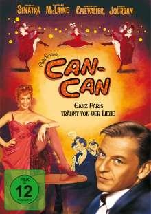 Can-Can - Ganz Paris träumt von der Liebe, DVD