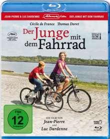 Der Junge mit dem Fahrrad (Blu-ray), Blu-ray Disc