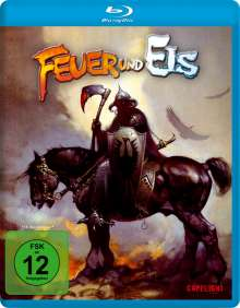 Feuer und Eis (1982) (Blu-ray), Blu-ray Disc