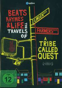 Beats, Rhymes & Life: The Travels Of A Tribe Called Quest (OmU), DVD