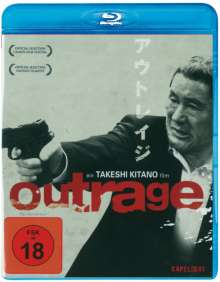 Outrage (Blu-ray), Blu-ray Disc