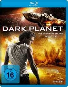 Dark Planet: The Inhabited Island & Rebelion (Blu-ray), Blu-ray Disc