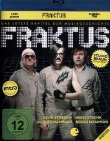 Fraktus (Blu-ray), Blu-ray Disc