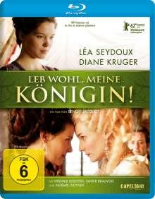 Leb wohl, meine Königin (Blu-ray), Blu-ray Disc