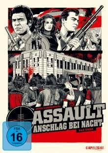 Assault - Anschlag bei Nacht, DVD