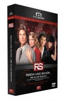 Reich und Schön Box 6: Wie alles begann, 5 DVDs