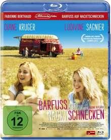 Barfuß auf Nacktschnecken (Blu-ray), Blu-ray Disc