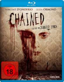 Chained - Uncut, Blu-ray Disc