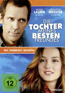 Die Tochter meines besten Freundes, DVD