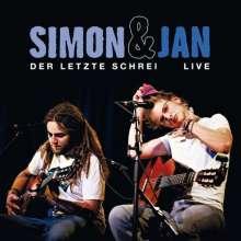 Simon & Jan: Der letzte Schrei: Live, CD