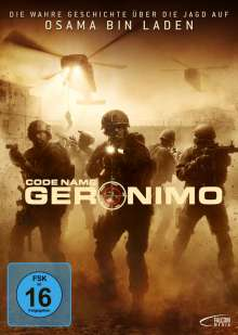 Code Name Geronimo - Director's Cut, DVD