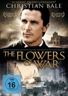 The Flowers of War, DVD