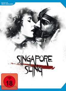 Singapore Sling (OmU) (Special Edition) (Blu-ray), Blu-ray Disc