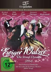 Ewiger Walzer - Die Strauss-Dynastie, DVD