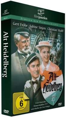 Alt-Heidelberg, DVD